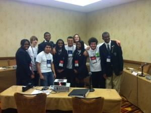 2013 NOBCChE Science Bowl Participants